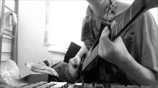kataklysm push the venom (guitar cover)