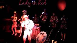 The Coral Reef Revue: LADY IN RED