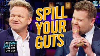 Spill Your Guts or Fill Your Guts w/ Gordon Ramsay width=