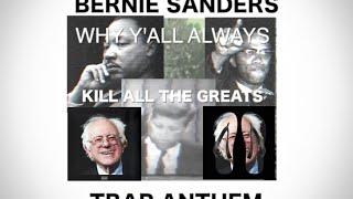 Bernie Sanders Trap Anthem!! Live Show, Fox News Radio plays rap song!