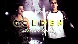Stiles & Lydia | Golden (5x06)