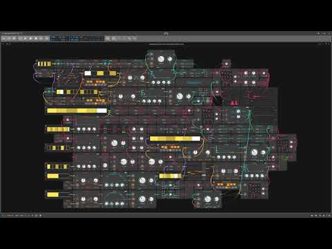 Generative-06-11-2019 - Warpkern - Bitwig Studio #Gridnik #Ambient