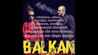 RASTA&DADO POLUMENTA FEAT ZUTI-BALKAN (LYRICS)