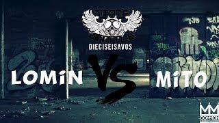 Lomin vs Mito- Primera ronda - TITANS BATTLE
