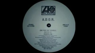 A D O R    One For The Trouble Marley Marl   K Def Instrumental 1994 HQ