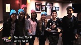 Mini Pop Kids Live Auditions 2016