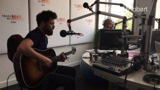 Passenger Plays live in the Triple M Studio