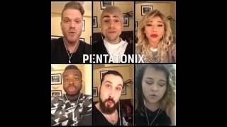 PTX Cover - If I Ever Fall in Love (feat. Jason Derulo)