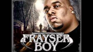 Frayser Boy Hood Thang chopped & screwed by dj big red