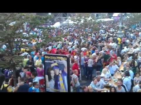 Swedich Corner Kyiv UKRAINE EURO 2012 Elton John + Queen Concert