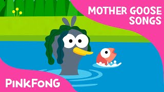 Six Little Ducks | Mother Goose | Nursery Rhymes | PINKFONG Songs for Children