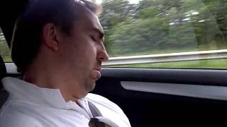 Sleeping in car FAIL