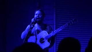 Tilian Pearson of Dance Gavin Dance- True - Perfect Enemy live 2016 acoustic