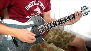 BREAKDOWN OF SANITY - Blind (Guitar Cover) HD