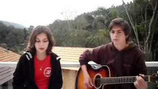 Estéfani & Paulinho ( Coração de Pedra-Bruno e Marrone )