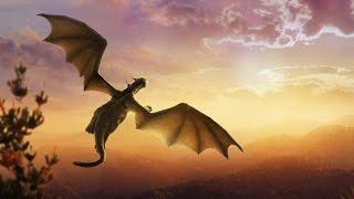 Meu Amigo O Dragão - Trailer 2016