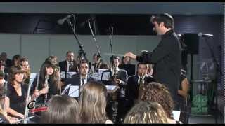 """""""España Cañí"""" pasodoble, Banda de Música de Zamora"""