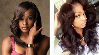 Admirable Download Video 40 Bob Hairstyles For Black Women Short Medium Short Hairstyles For Black Women Fulllsitofus