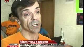 RÁDIO TOCA A DANÇAR: RÁDIO AMADORA LEVA MÚSICA DE BAILE AOS QUATRO CANTOS DO MUNDO
