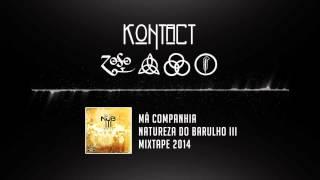 KONTACT - Má Companhia (Audio) [LED ZEPPELIN]