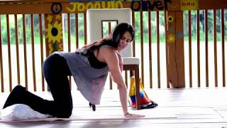 Yoga for a broken ankle/foot -  All levels - Gentle Vinyasa Flow with injuries