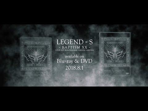 BABYMETAL - NO RAIN NO RAINBOW 【Live Blu-ray/DVD 「LEGEND - S - BAPTISM XX -」】