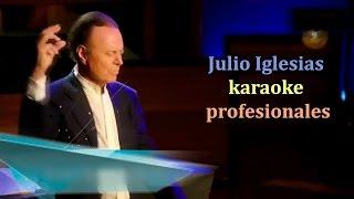 Julio Iglesias karaoke profesionales! - Ads Mix