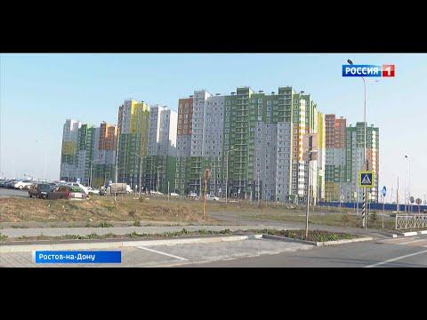 До конца года в ростовской Левенцовке появится еще несколько новых дорог
