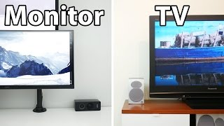 Why You Shouldn't Use a 4K TV as a Computer Monitor