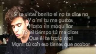 El amante LETRA - Nicky Jam (Cover Luis Marval)
