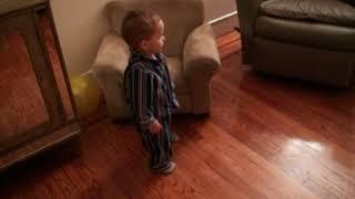"Baby Dances to Ciara ft Ludacris' ""Ride It"""