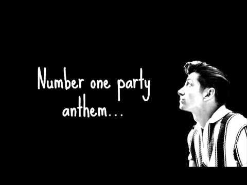 Arctic Monkeys No 1 Party Anthem Lyric Video Chords Chordify