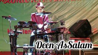 Deen AsSalam cover Emirates Music Religi   DrumCam
