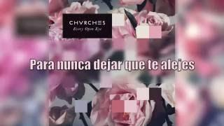 CHVRCHES - Get Away (Bonus Track) (Sub. Español) width=