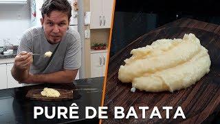 Pure de Batata - Cozinha com batata - OCSQN! #135