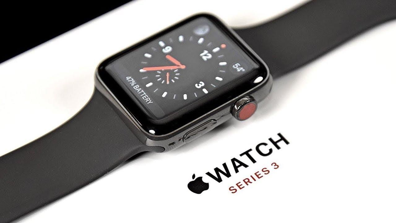 Apple Watch Series 3 38mm Xách Tay Mỹ, Giá Rẻ | Viettablet