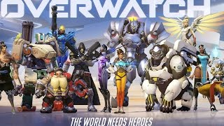 Blizzard announces new IP:  Overwatch - Team Based Multiplayer First Person Shooter