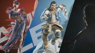 TEKKEN 7 Season 2 – Anna / Lei / Negan Reveal [EVO 2018]