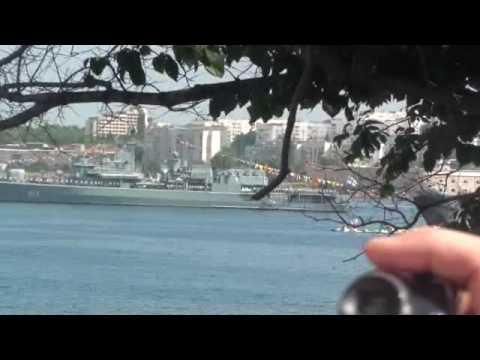 07-25-2010 Part 11 of 31 – Navy parade at Sevestopol, Crimea, Ukraine Part 9.wmv