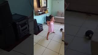 Eu gosto é de dançar!