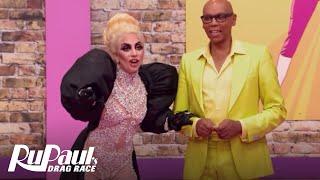 Lady Gaga Preps the Queens | RuPaul's Drag Race Season 9 | #DragRaceGoesGAGA | Now on VH1!