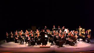 "Redmond High School (RHS) - Wind Ensemble - (Festive Dance from ""Faust"")"
