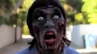 gunshot zombie on opa gangnam style