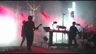 Pendulum - Comprachicos live Bestival 2011 pro shot