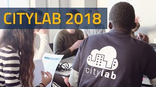 Citylab Alliance 2019