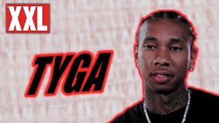 "Tyga Talks Making 'Bitch I'm the Sh*t 2,' Working With Kanye West on ""Feel Me"""