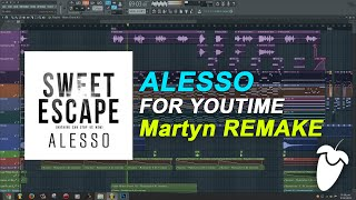 Alesso - Sweet Escape (Nothing Can Stop Us) (FL Studio Remake + FLP)