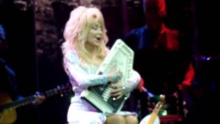 Dolly Parton - Coat of Many Colors - Live - Cologne - 5.7.2014