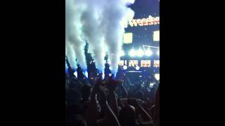 ADELE SET FIRE TO THE RAIN - TIESTO LIVE @ LONDON JLC 17.09.11 HD