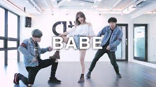 [ kpop ] HyunA(현아) - BABE(베베) Dance Cover (#DPOP Mirror Mode)